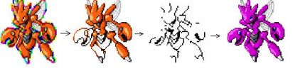Scizor changin colour.jpg